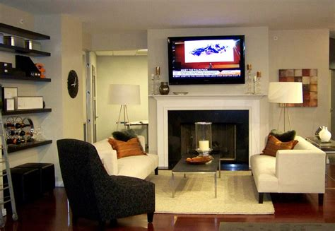 hanging a tv above fireplace 3 myths about mounting tvs fireplaces ce pro