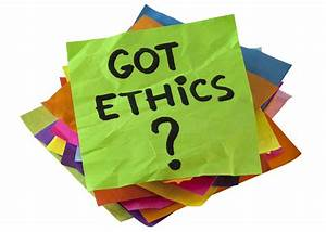 Do You Consider Yourself an Ethical Recruiter?
