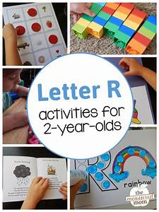 letter r activities for 2 year olds the measured mom With letter games for 2 year olds