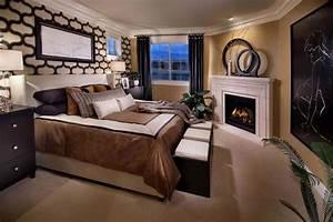 15 exemples d une belle chambre avec chemin e aux ambiances vari es design feria