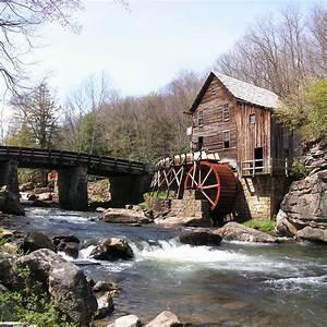 File:Glade Creek Grist Mill square jpg Wikipedia