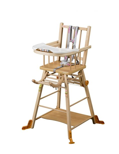 chaise haute bois combelle combelle marcel transformable high chair buy