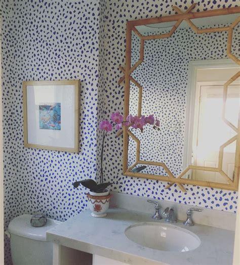 thibaut tanzania wallpaper serena  lily mirror