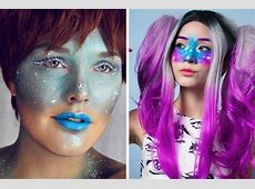 17 Makeup Looks To Rock If You Want To Be A Galaxy For