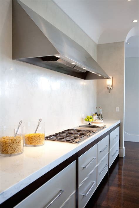 tone cabinets contemporary kitchen marsh  clark
