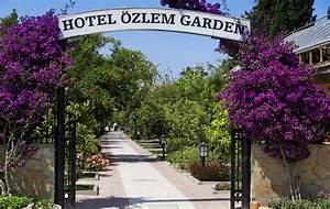 ozlem garden hotel side gulet With katzennetz balkon mit özlem garden hotel side