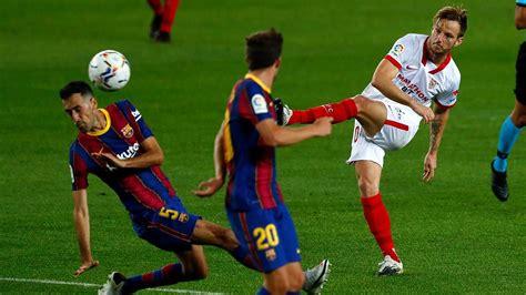 Lopetegui's Sevilla frustrates Barça; Madrid beats Levante
