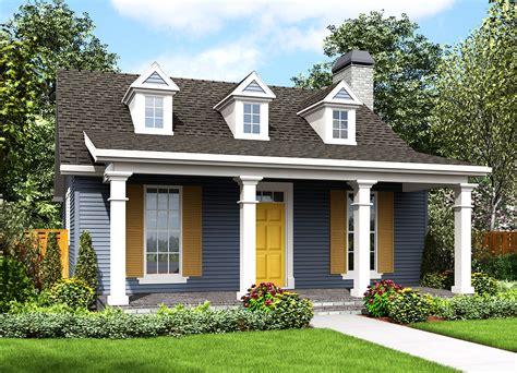 guest house plans one bedroom guest house 69638am architectural designs