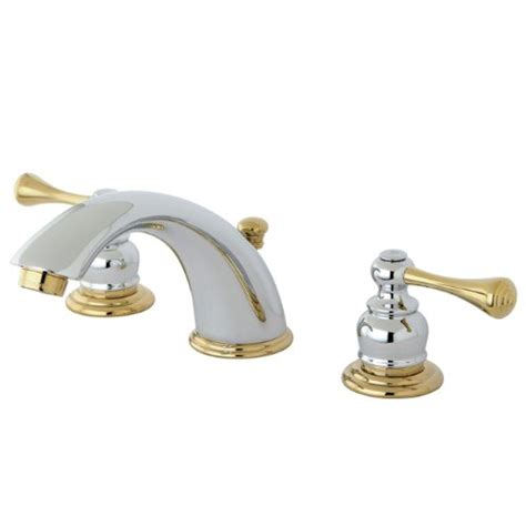 8 inch sink faucet kingston brass kb3974bl vintage classic 8 inch widespread