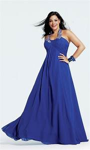 Lovely Crystal Halter Pleated Strapless Empire Waist Blue ...