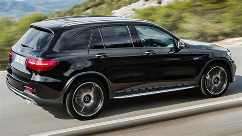 Mercedes Glc by 2016 Mercedes Glc Coupe Unveiled At The New York Motor