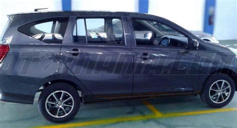 Toyota Calya Modification by Toyota Working On A New Mini Mpv Likely To Be Called