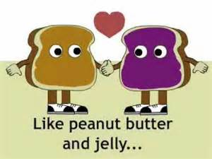 Funny Peanut Butter and Jelly Cartoon