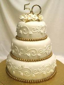 1000+ ideas about Wedding Anniversary Cakes on Pinterest