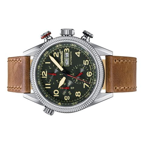 uhr automatik herren ingersoll herren uhr armbanduhr automatik grizzly in1102gr