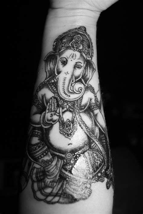 8 Best Ganesh ji (Ganpati ji) Tattoo designs, you can