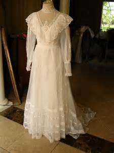 Vintage Victorian Wedding Dresses