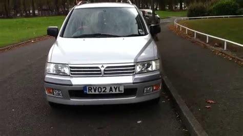 mitsubishi chariotspace wagon  auto youtube