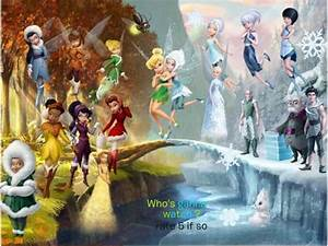 Tinkerbell And The Secret Of The Wings Queen | www ...