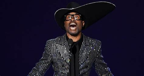 Billy Porter Makes Emmy Award History Attitude