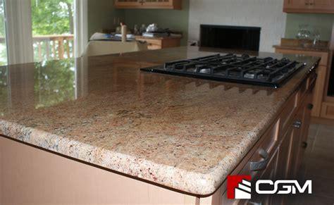 madura gold classic granite kitchen countertops richmond va