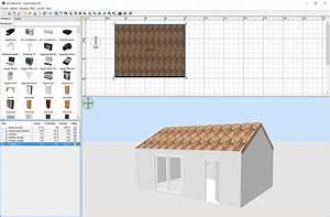 comment faire un toit plat dans sweet home 3d With faire sa maison en 3d 1 comment ajouter un toit dans sweet home 3d