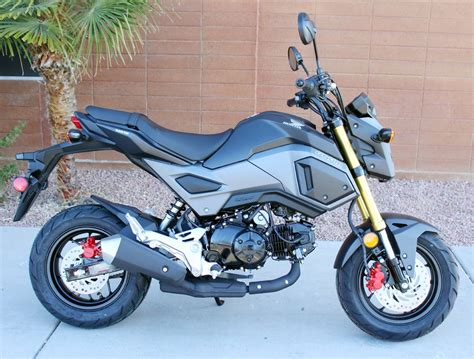 2018 Honda Grom by 2018 Honda Grom For Sale Kingman Az 103336