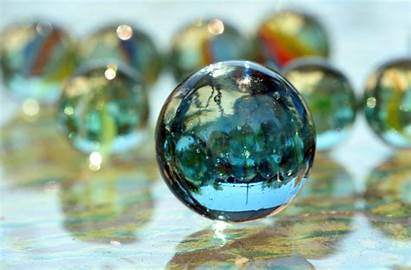 Glass Ball Than Rubber Higher Bounces Why