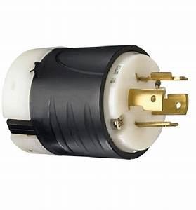 P  U0026 S L1420p Turnlok Plug  4 250v  L14