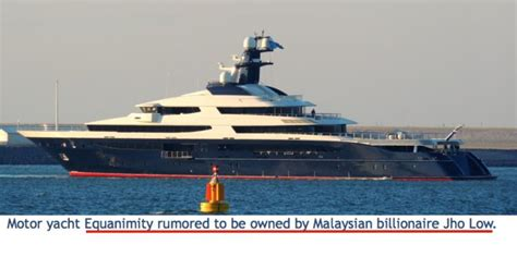 Yacht Jho Low by Jho Low Brings His Super Yacht Out East For Latest Multi