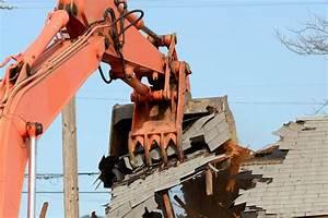 Cout Demolition Maison : devis d molition de maison mon ~ Melissatoandfro.com Idées de Décoration