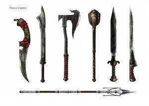 ACR Weapons Design 1jpg Weapons And Fantasy Weapons