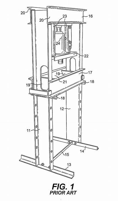 Hydraulic Press Homemade Blacksmith Tools Diy Garage
