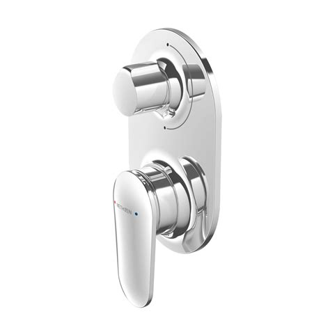 Shower Diverters by Aio Shower Mixer With Diverter Chrome