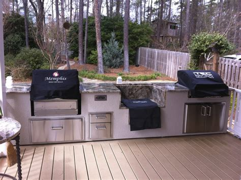 memphis pro grill  ss  wifi fireside outdoor kitchens