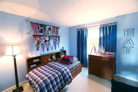 Design Ideas For 10 Year Old Boy Bedroom With Regard To