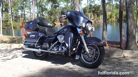 Used 2008 Harley Davidson Ultra Classic Electra Glide