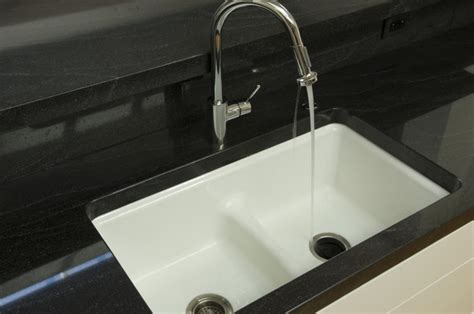 ceramic undermount kitchen sink what are the types of kitchen sinks and how do they work 5207