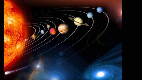 el sistema solar ciencias naturales