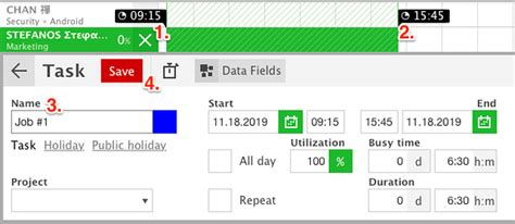 drag  drop scheduling resource planning software