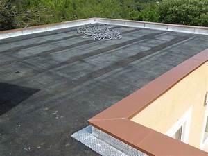 étanchéité Terrasse Goudron : etancheite de terrasse tanch it de terrasse binyen r ~ Melissatoandfro.com Idées de Décoration