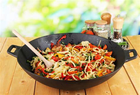 recette cuisine au wok recettes wok electrique