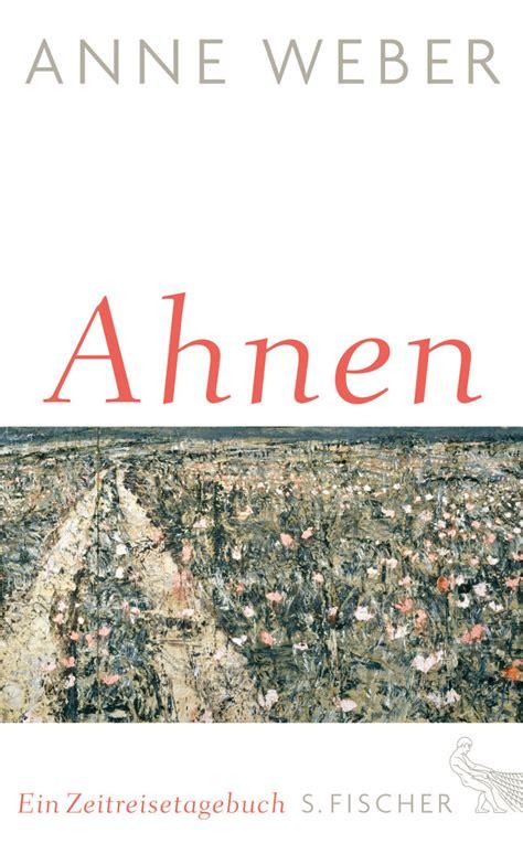 S Fischer Verlage  Ahnen (hardcover