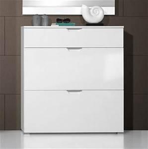 Schuhkommode Weiß Hochglanz : neu schuhschrank schuhkipper hochglanz wei schuhkommode 16 paar mit schublade ebay ~ Watch28wear.com Haus und Dekorationen