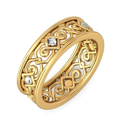 the 16 most beautiful gold ring designs mostbeautifulthings
