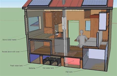 $10k DIY Off Grid Solar Tiny House