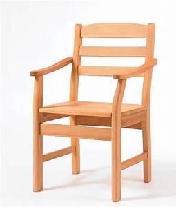 Bequeme Stühle Mit Armlehnen : armlehnstuhl massiv mit holzsitz stuhl mit armlehnen buche eiche erle ge lt ~ Markanthonyermac.com Haus und Dekorationen