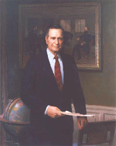 George Herbert Walker Bush (1924-)