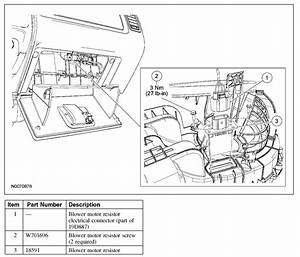 2008 Ford F 150 Blower Wiring Diagram