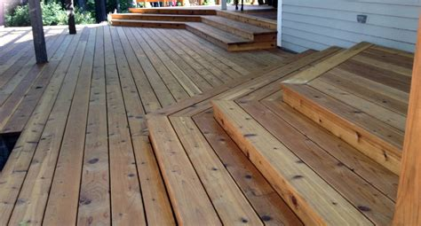 stained cedar planks zf roccommunity